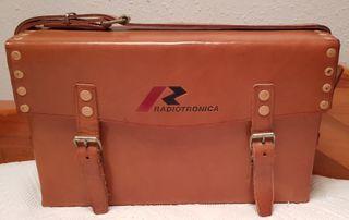maletin de cuero de herramientas