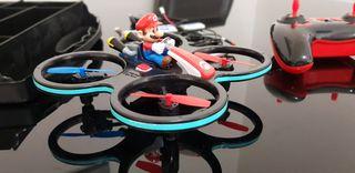 Dron Mini Mario+ Baterias Extra.