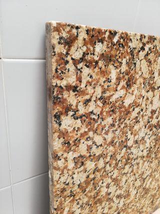 Piedra de encimera de cocina en granito ocre