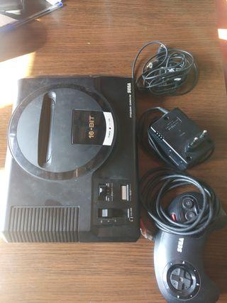 Mega Drive Sega funcionando + juego