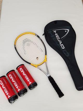 Raqueta tenis Head MgCarbon 900