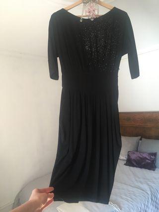 Vestido de fiesta Isabel de Pedro