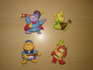 Figuras Osos gummy Disney PVC applause dibujos