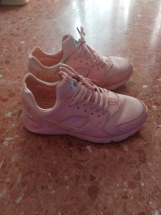 Nike Huarache rosas