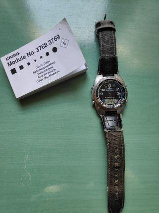 7549368ecda4 Correa Reloj Casio de segunda mano en Sevilla en WALLAPOP