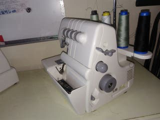 Ocasión Remalladora + Maquina de coser