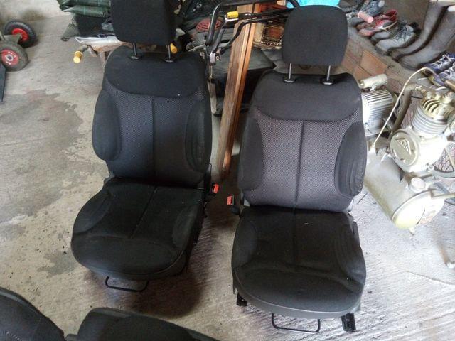 asientos de c2 vts