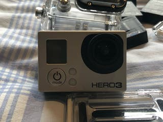 Gopro Hero3 black edition 200€