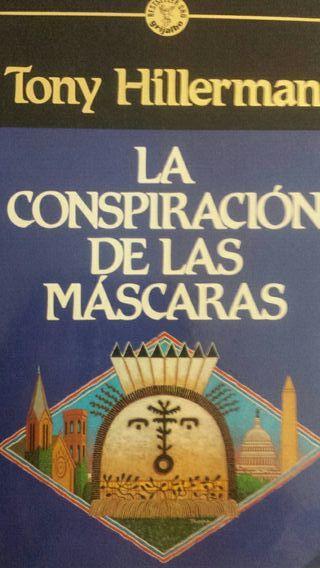 Libro :LA CONSPIRACIÓN DE LAS MÁSCARAS *