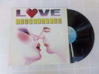 Vinilo LP LOVE COMPILATION