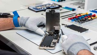 Técnico reparacion de móviles y tablets