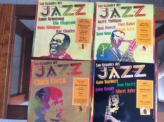 Discos LP vinilo de JAZZ
