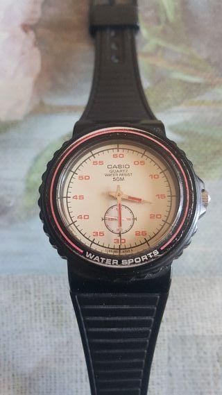 Reloj Casio MRW-11 Vintage