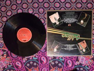 Cadillac disco vinilo