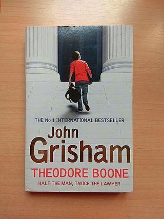 Libro en inglés - Theodore Boone