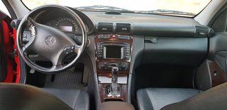 Mercedes-Benz c270 2002