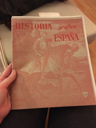 Cuadernos Historia de España