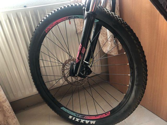 Bicicleta woman liv