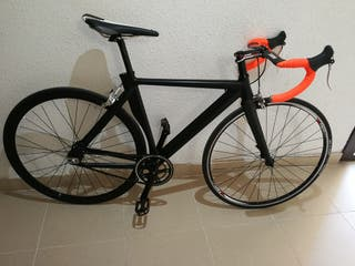 bicicleta pista o fixie