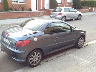 Peugeot 206 2007 cabrio