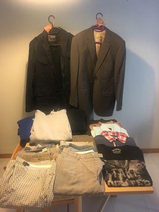 Lote de ropa 20 piezas. Precio negociable