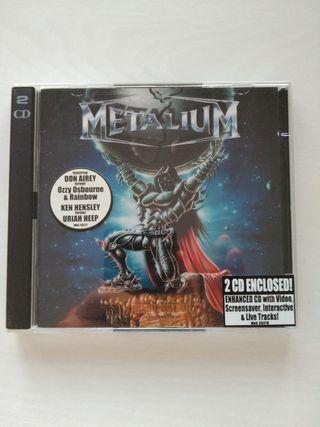 Metalium CD