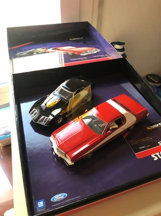 Coches Scalextric Starsky & Hutch