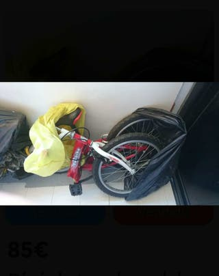 Bicicleta plegable Topbike Young Driver 20'