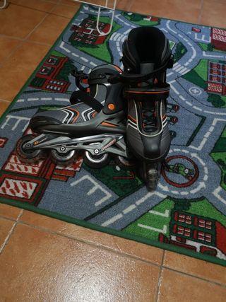 patines boomerang abec 1 talla 40