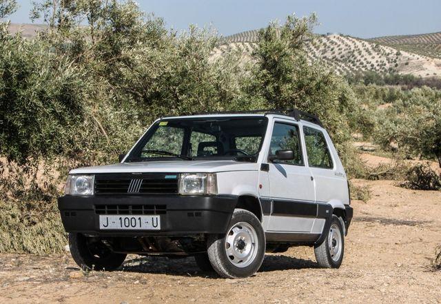 Fiat Panda 4x4 Trekking 1.1 inyección