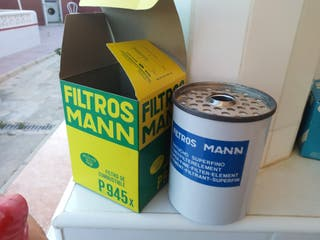 filtro combustible MANN P945x