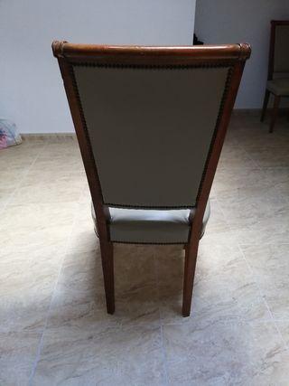 silla clásica y antiguas