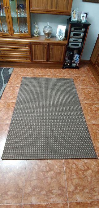 alfombra sintetica antimanchas salon recibidor