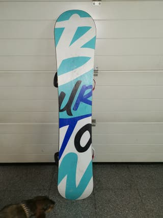 tabla snowboard Burton process 152