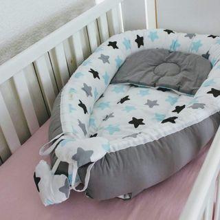 nidito bebé baby nest reductor minicuna