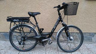 Bicicleta electrica BH mujer ciudad