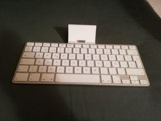 Teclado Apple para IPad Keyboard Dock