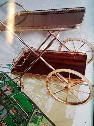carrito de servir retro