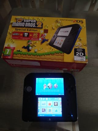 Nintendo 2 ds. URGE VENDER