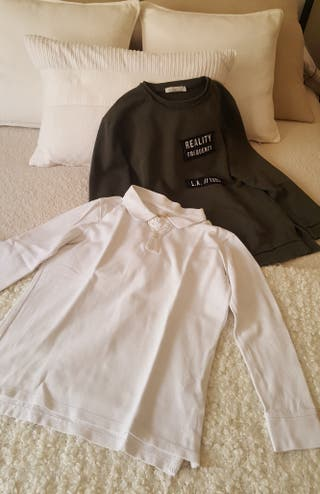 f055b9535 Sudadera Zara niño de segunda mano en Alcalá de Henares en WALLAPOP