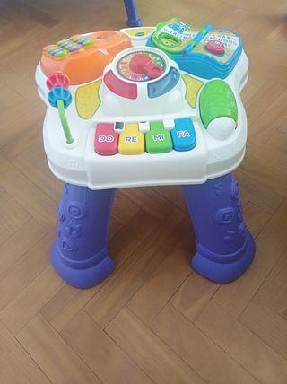 mesa de juegos infantil juguete bebé