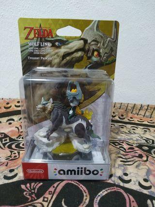 Amiibo Wolf Link (precio actualizado)