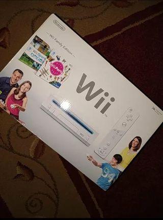 Consola Wii Nintendo y complementos