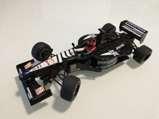 coche Scalextric F1 Minardi Fernando Alonso
