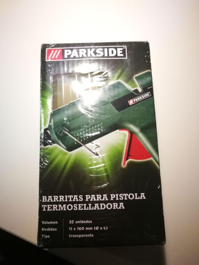 Barritas de silicona para pistola termoselladora