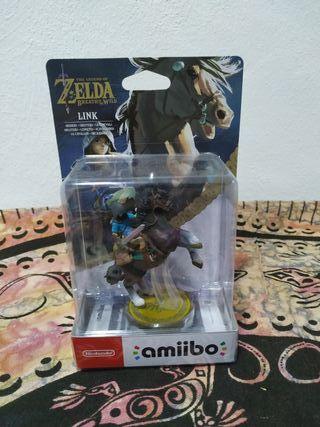Amiibo Link Jinete
