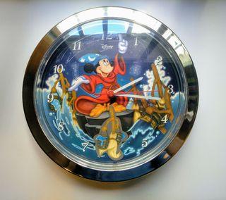 Reloj pared Disney película Fantasía