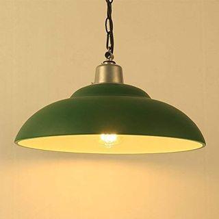 Glighone Lámpara de Techo Lámpara Industrial 40W