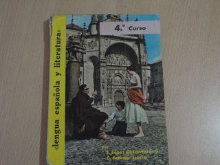 Libro antiguo de texto año 1960