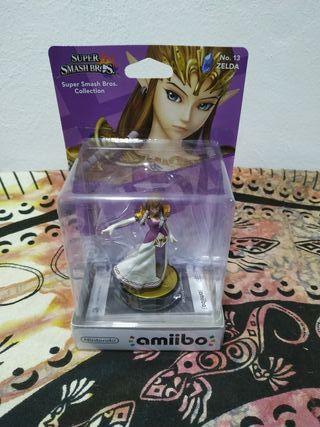 Amiibo Zelda Smash